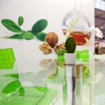 Accessoires sur le stand Greentech