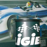 Fabrication d'un stand itinérant pour le groupe Ligier