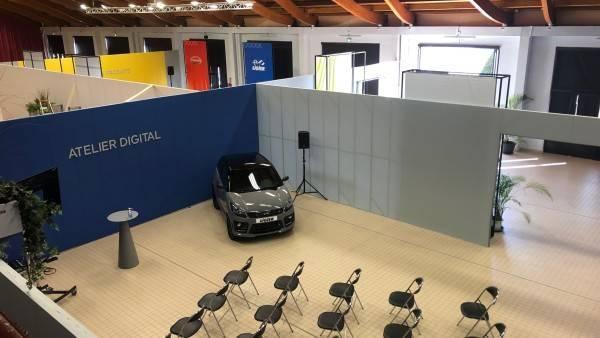 Show Room sur mesure Ligier
