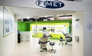 Stand FIMET salon ADF novembre 2013