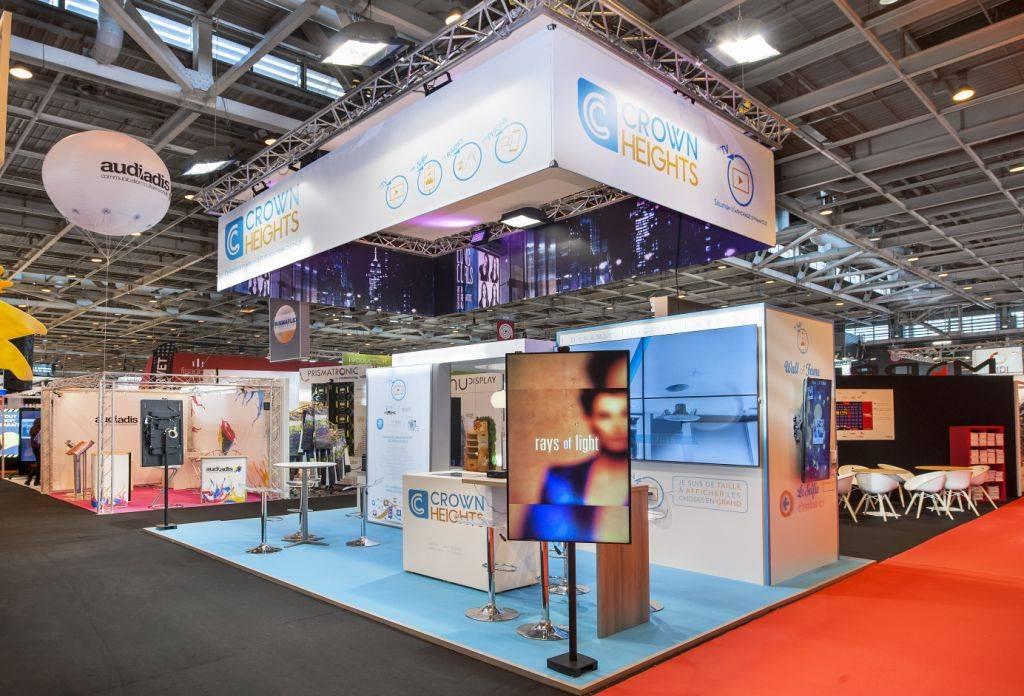 R alisation stands d 39 exposition sur mesure alphaexpo for Stand exposition salon