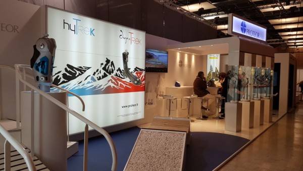 Stand d'exposition Proteor