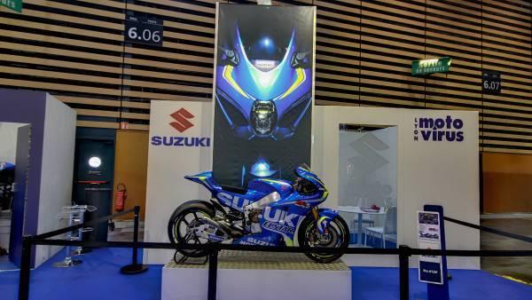 Conception d'un stand sur mesure au salon de la moto 2018 à Lyon