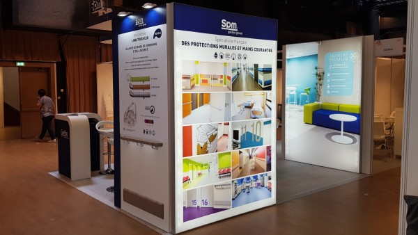 stand sur mesure salon ihf 2019